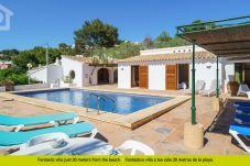 Villa en Moraira - La Andana WINTER 2017
