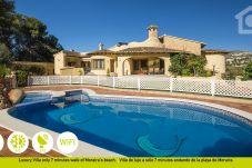 Villa en Moraira - La Sort WINTER 2017