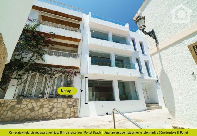 Apartamento en Moraira - NORAY 1 WINTER