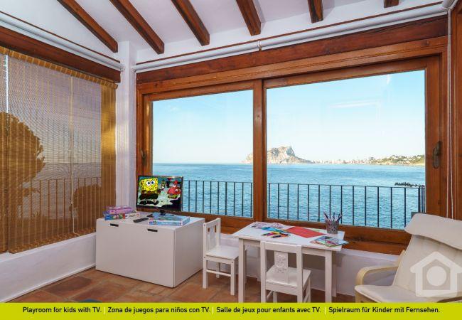 Villa en Benissa - Solhabitat Big Blue