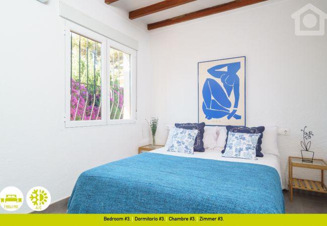 Villa en Benissa - Solhabitat La Paloma
