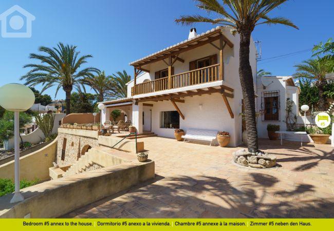 Villa en Benissa - Solhabitat Papavents