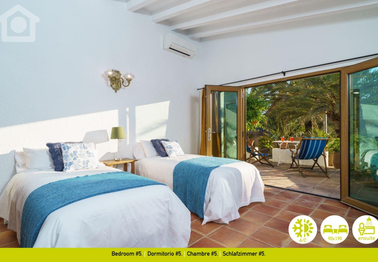 Villa en Benissa - Solhabitat La Andana