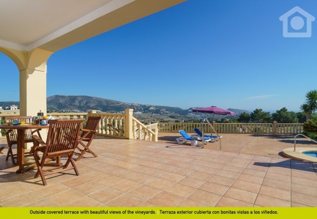 Villa en Moraira - Solhabitat Comes