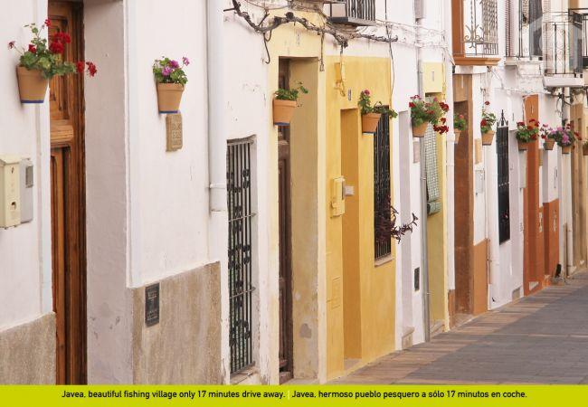 Villa en Moraira - Solhabitat Cumbre del Sol 1