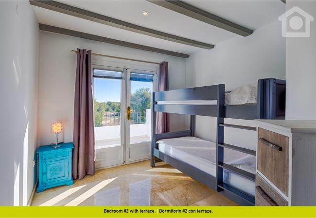 Villa en Moraira - Solhabitat Moraira Golf