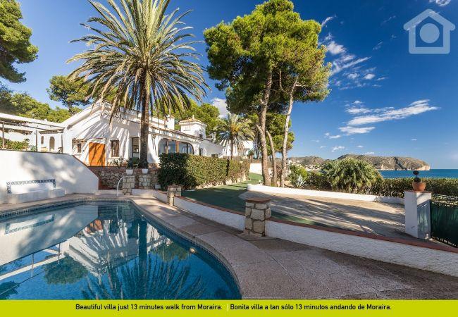 Villa en Moraira - Solhabitat Andrago