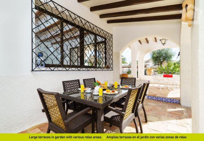 Villa en Moraira - Solhabitat Moraira Oasis