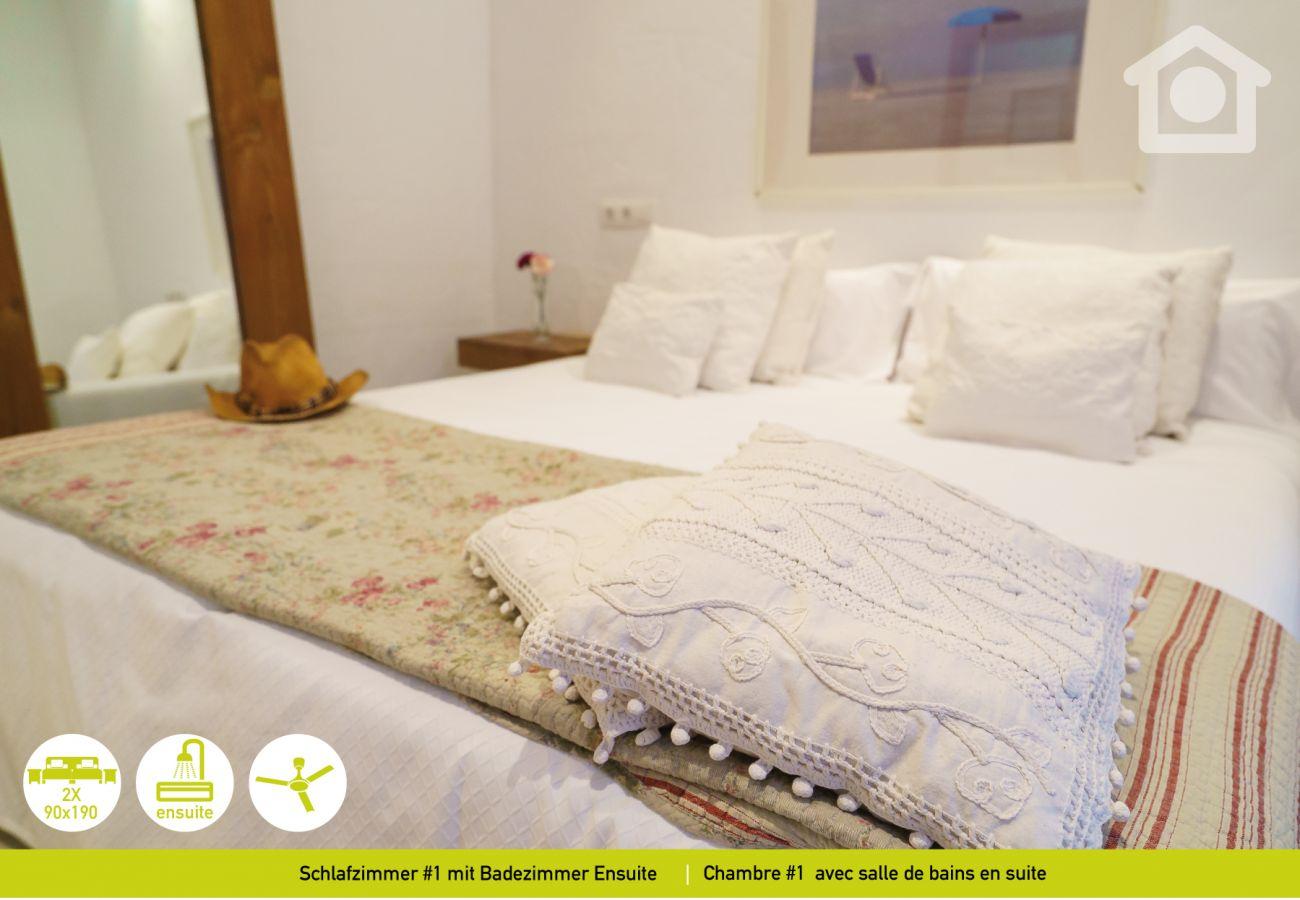 Villa en Moraira - Solhabitat Portet Beach
