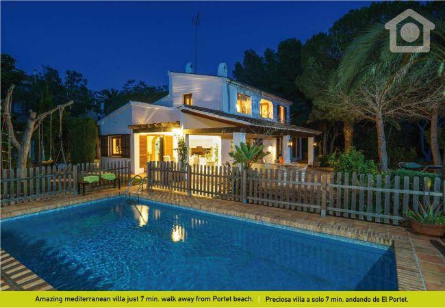 Villa en Moraira - Solhabitat Portet Sand