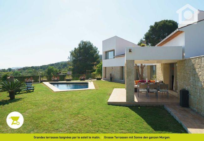 Villa en Javea / Xàbia - Solhabitat Javea Holidays