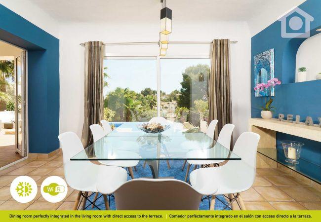 Villa en Moraira - Solhabitat Moraira Portet Relax