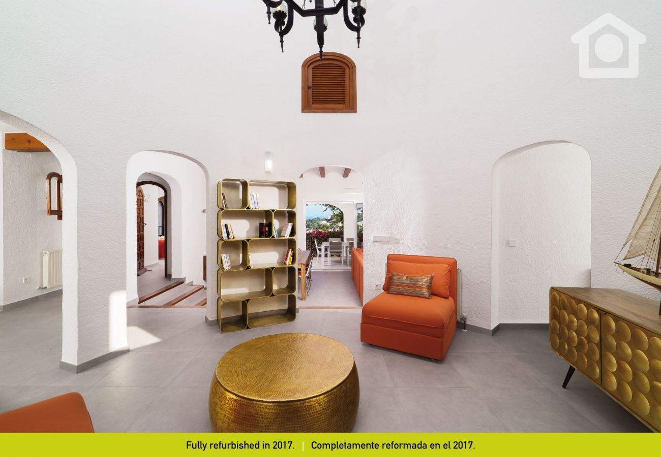 Villa en Moraira - Solhabitat Bonita Moraira