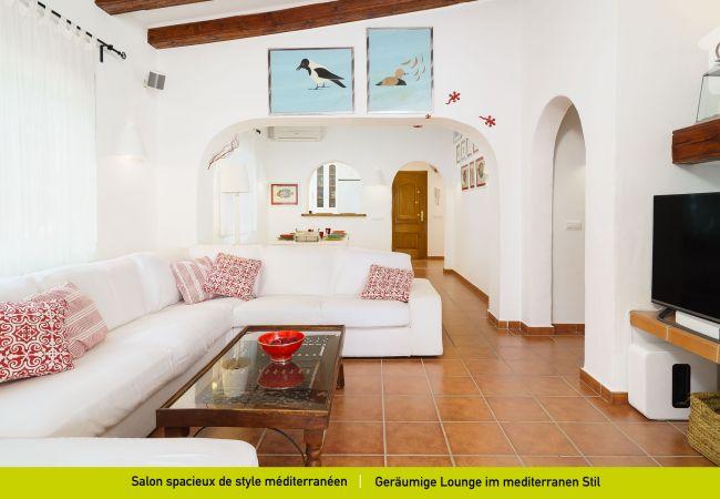 Villa en Moraira - Solhabitat Blue Moraira