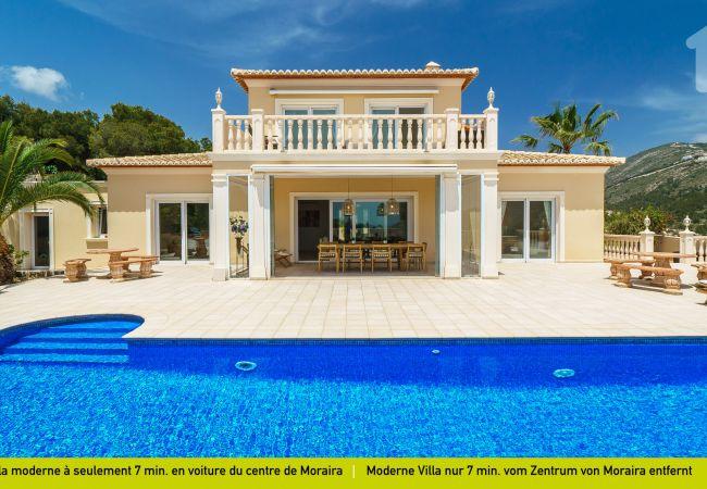Villa en Moraira - Solhabitat Infinity Moraira