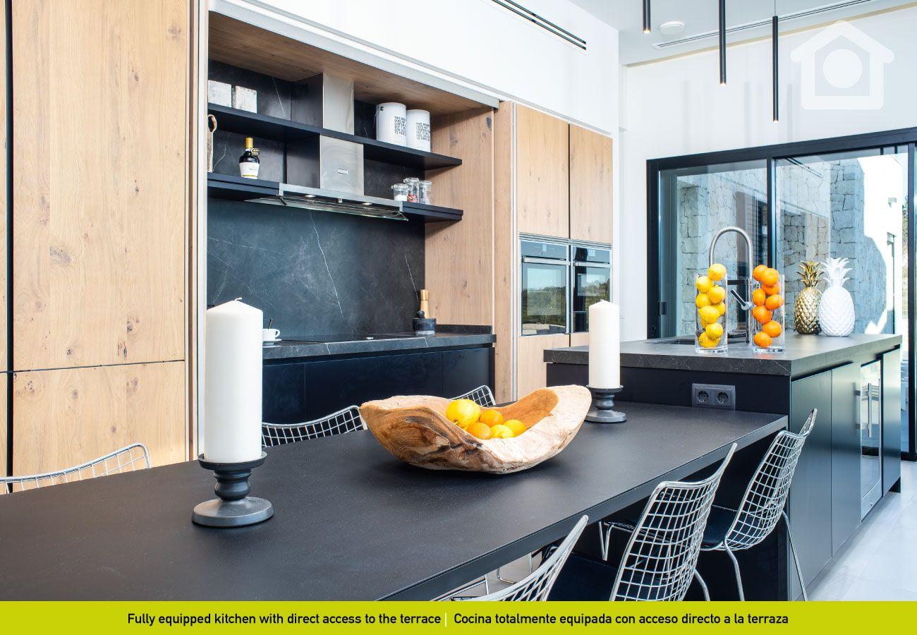 Villa en Benissa - Solhabitat Luxe & Style
