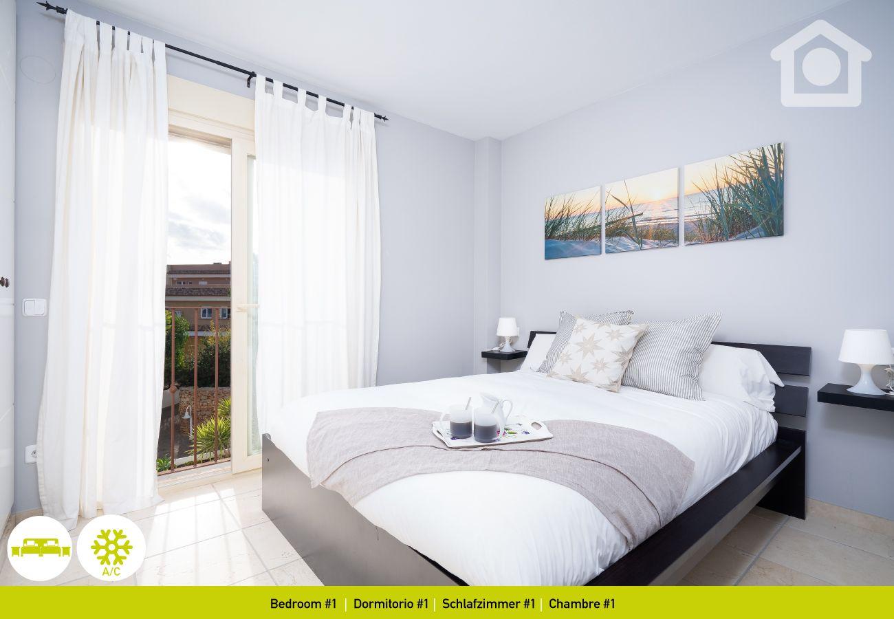 Apartamento en Moraira - Solhabitat Moraira Club Sun