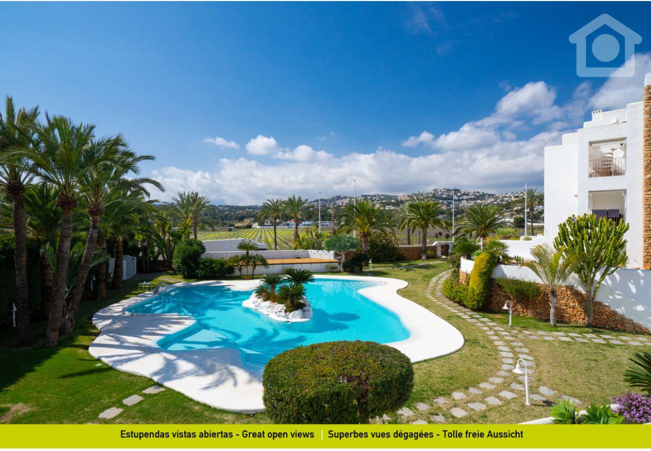 Apartamento en Moraira - Solhabitat Moraira Club Island