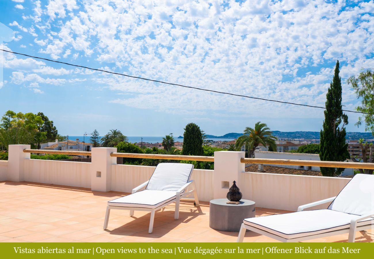 Villa en Javea / Xàbia - Solhabitat Boho Style