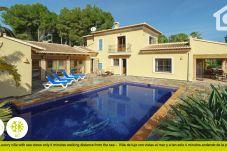 Villa in Moraira - Sunset WINTER