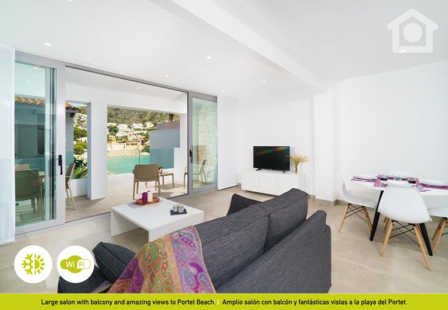 Ferienwohnung in Moraira - Noray II WINTER