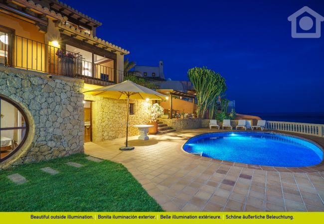 Villa in Benissa - Solhabitat Big Blue
