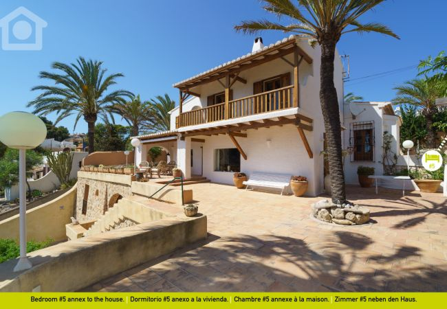 Villa in Benissa - Solhabitat Papavents