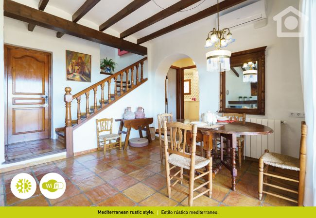 ... Villa In Moraira   Solhabitat Sunny Hill ...