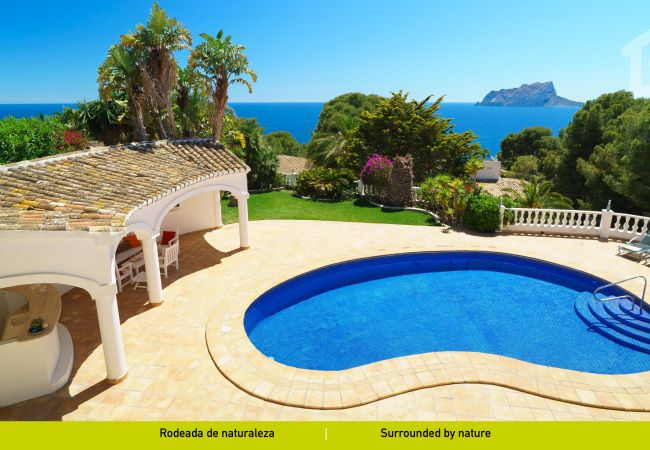 Villa in Moraira - Moraira Dreams