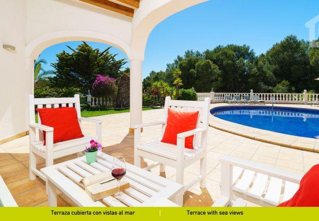 Villa in Moraira - Moraira Dreams