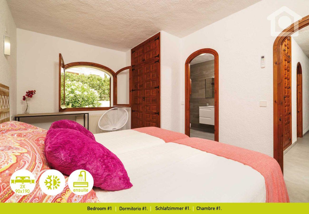 Villa in Moraira - Solhabitat Bonita Moraira
