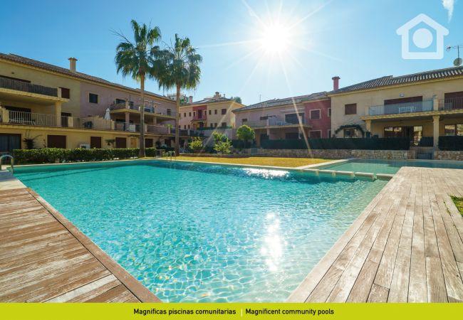 Ferienwohnung in Benissa - Solhabitat Montemar Views