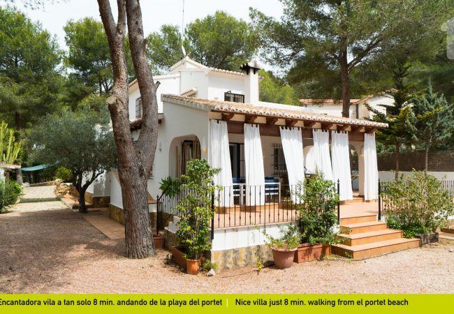Villa in Moraira - Solhabitat Blue Moraira