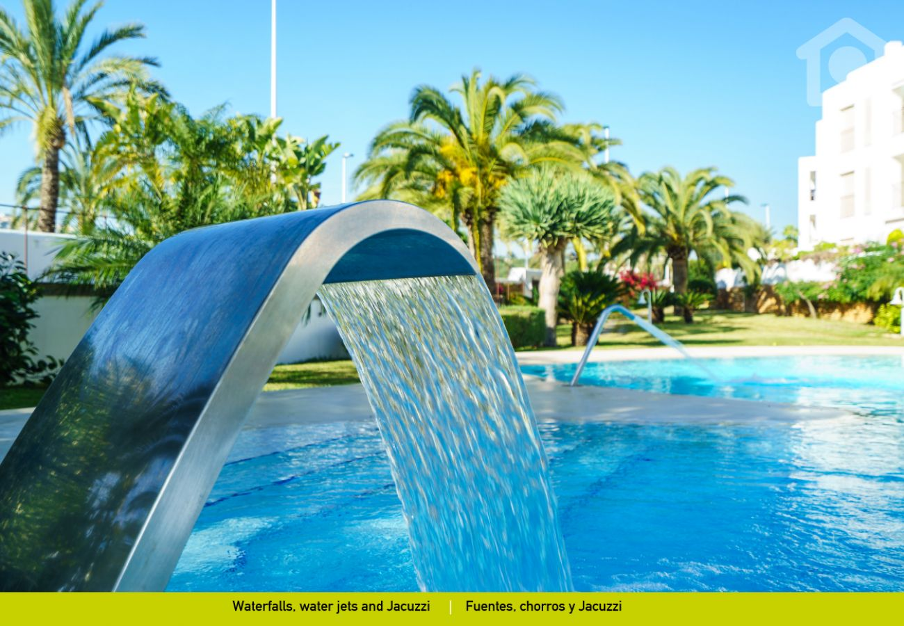 Ferienwohnung in Moraira - Solhabitat Moraira Club Island
