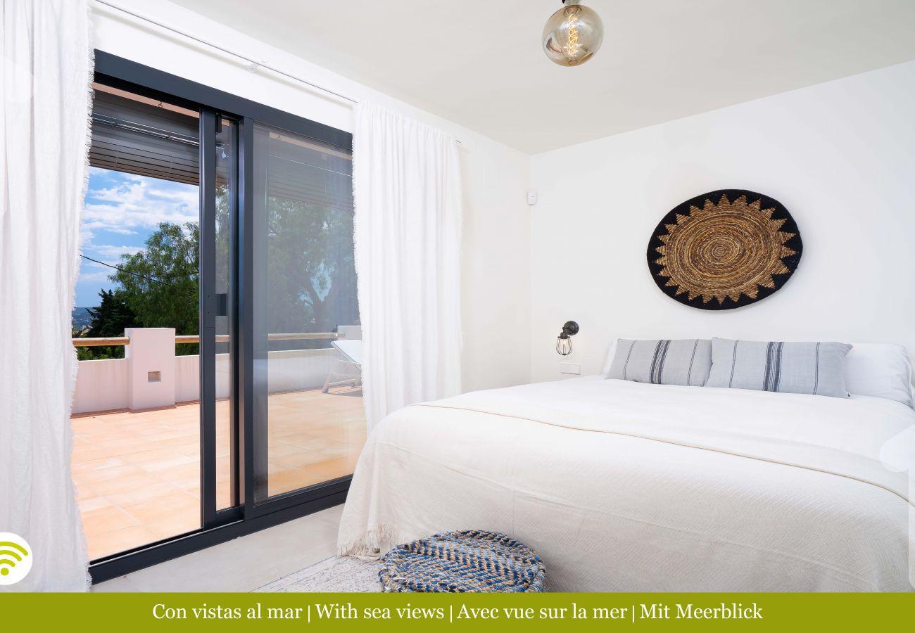 Villa in Javea - Solhabitat Boho Style