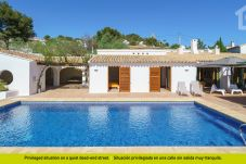 Villa in Moraira - La Andana WINTER OFFER