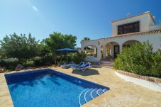 Villa in Moraira - Oasis WINTER