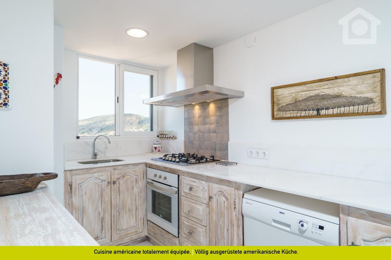 Apartments in Moraira - Solhabitat Oceano Pacifico