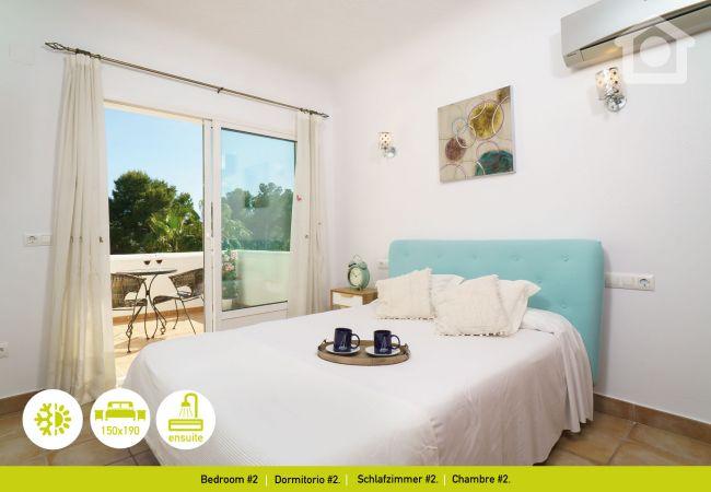 Villa in Moraira - Solhabitat Moraira Portet Relax