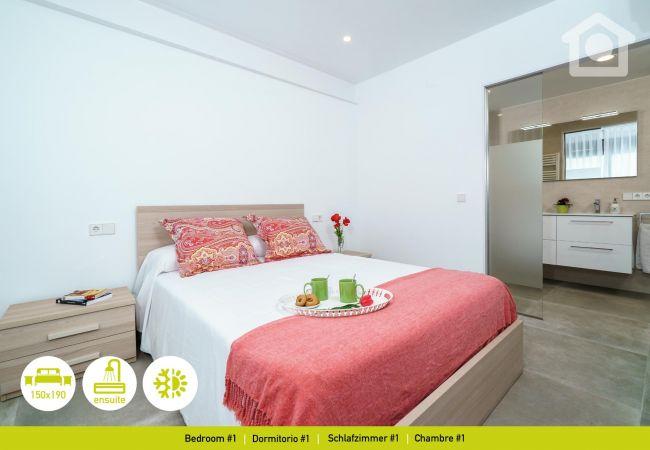 Apartment in Moraira - Solhabitat Moraira Portet Noray I