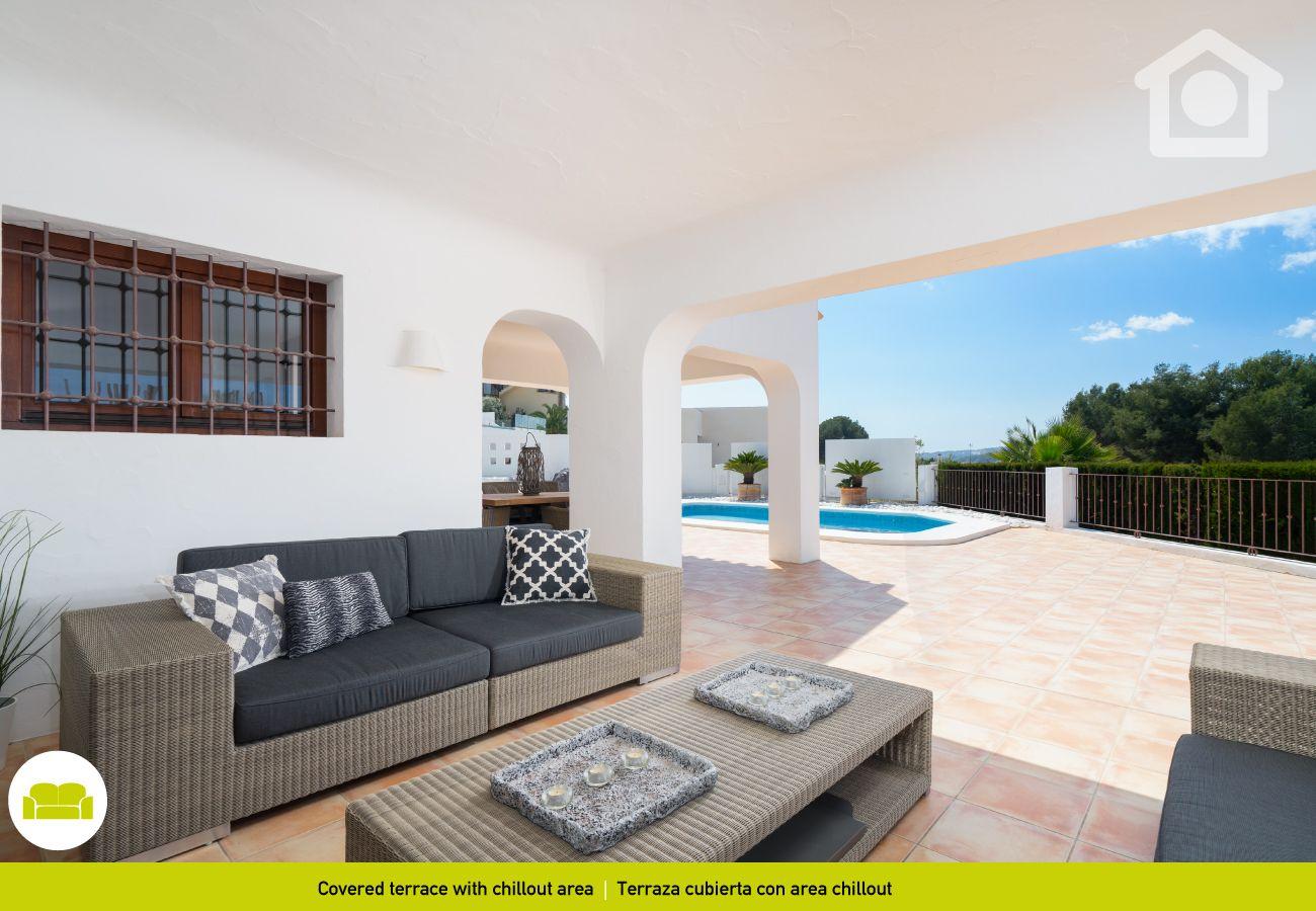 Villa in Moraira - Solhabitat Moraira Zen