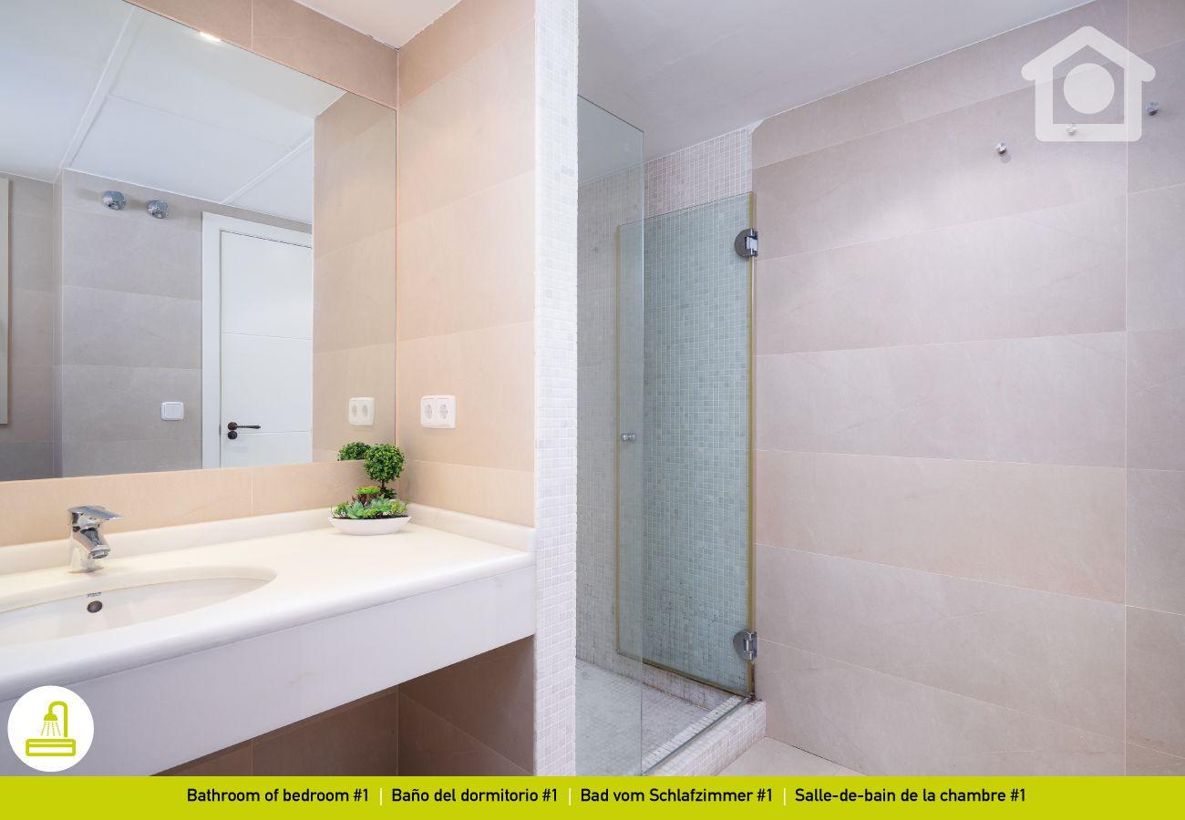 Apartment in Moraira - Solhabitat Moraira Club Sun