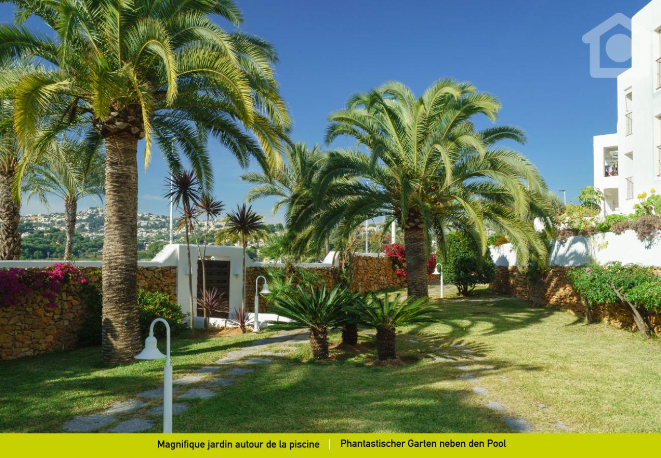 Apartment in Moraira - Solhabitat Moraira Club Island