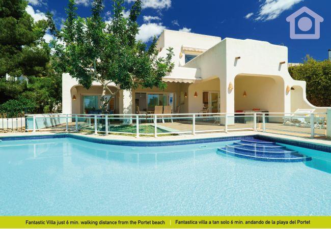 Villa à Moraira - Solhabitat Portet Beach