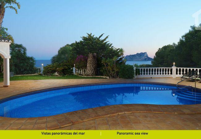 Villa à Moraira - Moraira Dreams