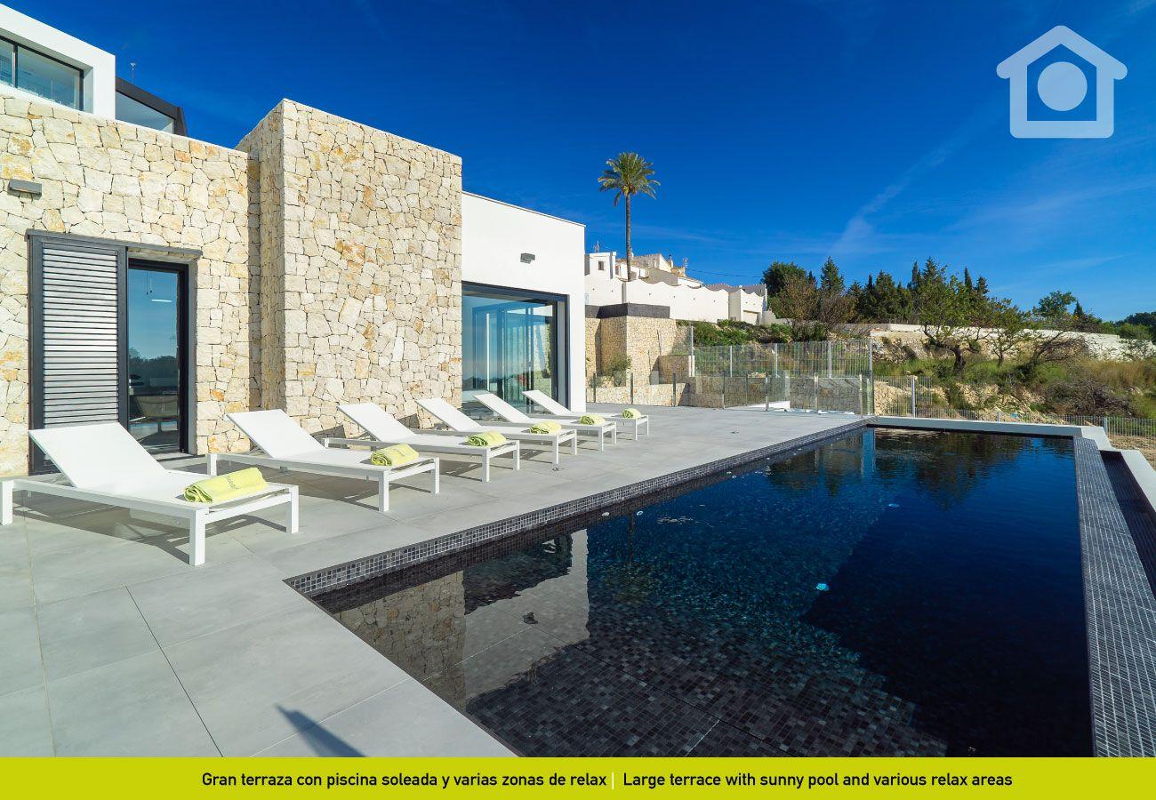 Villa à Benissa - Solhabitat Luxe & Style
