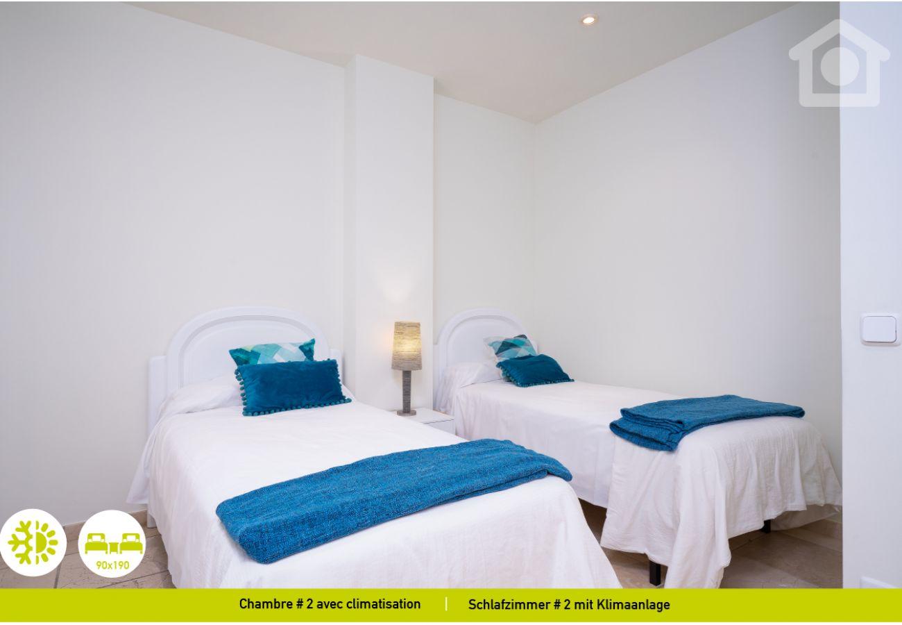 Appartement à Moraira - Solhabitat Moraira Club Island