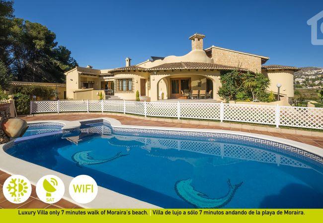 Villa in Moraira - La Sort WINTER