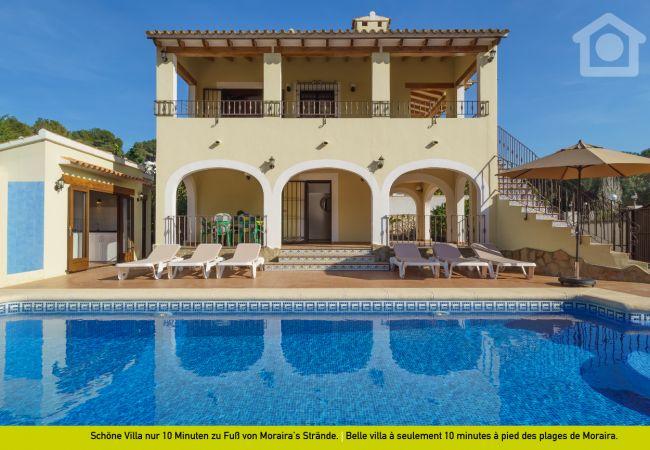 Villa in Moraira - Solhabitat Costera del Mar