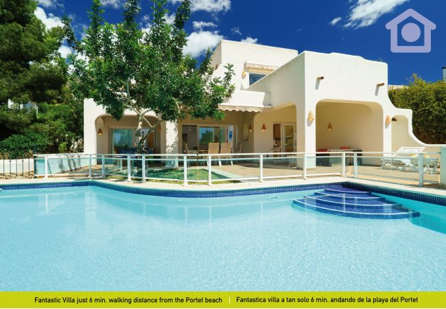 Villa in Moraira - Solhabitat Portet Beach